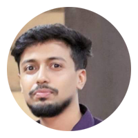 Shubham, Jr. Web Developer at BuyUcoin